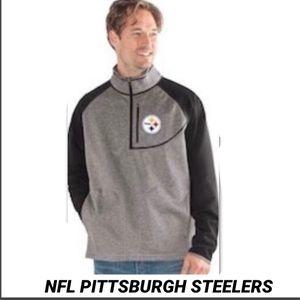 NFL STEELERS Pullover Jacket
